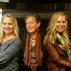 Vicki Zanini, Natalie Tucker Miller, Beth Ann Miller